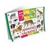 Animale salbatice - 500 de stickere