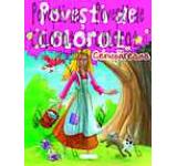 Povesti de colorat - Cenusareasa