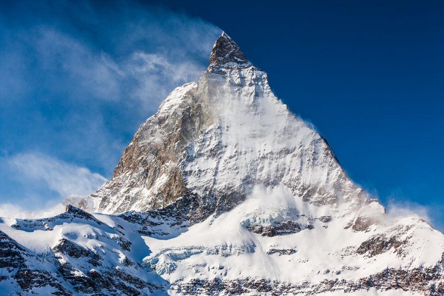 Maretia Alpilor pe timp de iarna - Poza 13