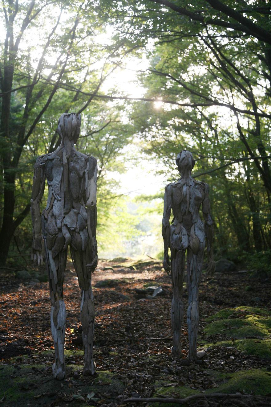 Calatori metamorfozati, de Nagato Iwasaki - Poza 3