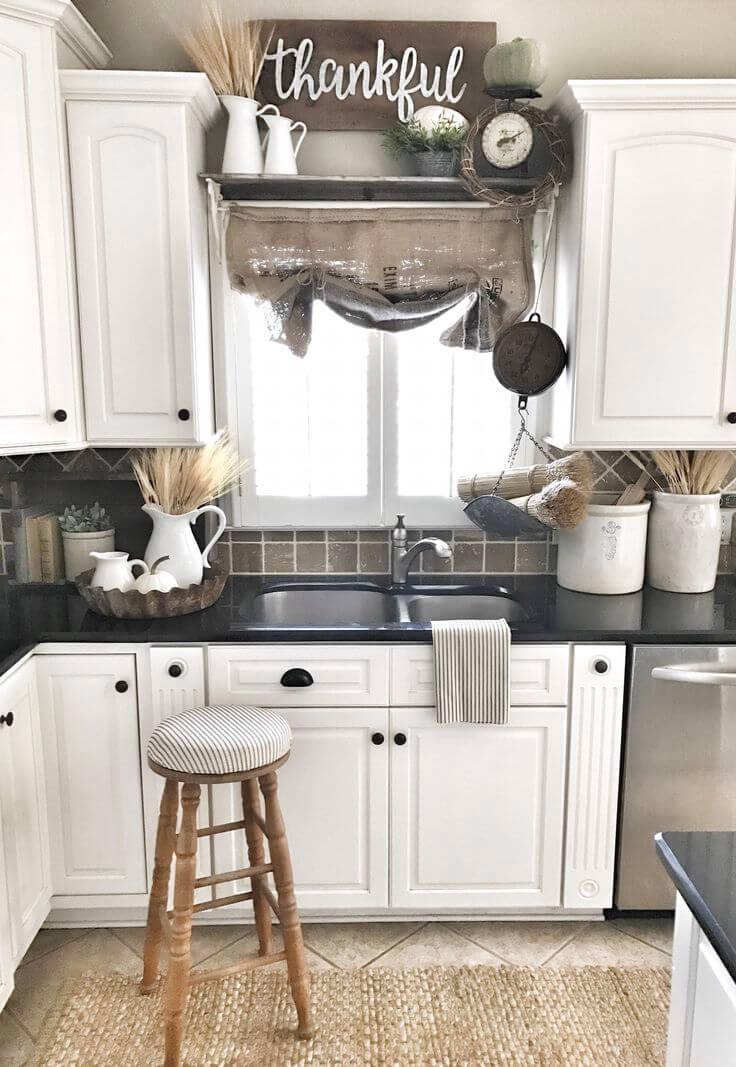 Idei de amenajare a bucatariei in stil rustic - Poza 14