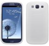 Husa Blautel BLTFSSG3B protectie spate Samsung Galaxy S3 (Alb)