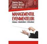 Managementul evenimentelor personale organizationale internationale