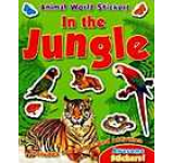 Brown Watson Animal World Sticker Activity Book - In The Jungle