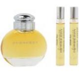 Set cadou Burberry Clasic Apa de Parfum 50ml + Apa de Parfum 7.5ml x 2
