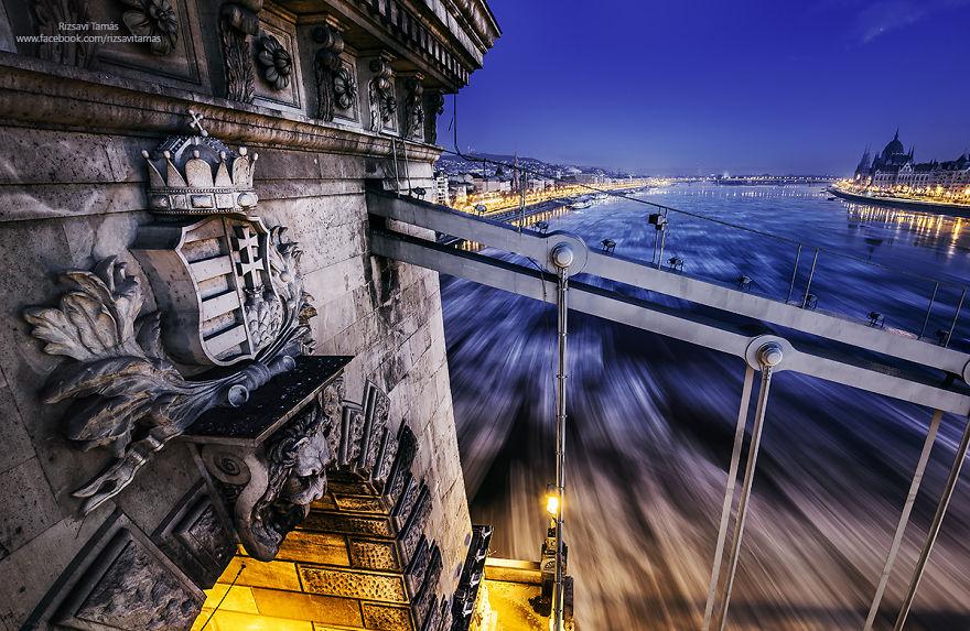 Frumusetea Dunarii inghetate, in poze superbe - Poza 5