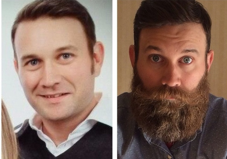 15+ Imagini care dovedesc ca barba te face alt om - Poza 1