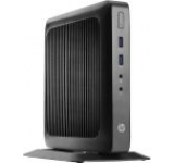Sistem PC HP Flexible Thin Client t520 (AMD Dual-Core GX-212JC, 4GB RAM, 16GB M.2 SSD, Windows Embedded Standard 7E 32-bit)