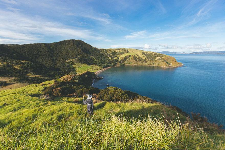 Calatoria lui Gandalf prin Noua Zeelanda, in poze epice - Poza 10