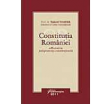 Constitutia Romaniei reflectata in jurisprudenta constitutionala