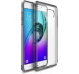 Protectie spate Ringke Fusion 179805, folie protectie inclusa, pentru Samsung Galaxy A3 (2016) (Transparent/Negru)