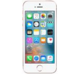 Telefon Mobil Apple iPhone SE, Procesor Dual-Core 1.8GHz, LED‑backlit widescreen Retina display Capacitive touchscreen 4inch, 2GB RAM, 16GB Flash, 12MP, 4G, Wi-Fi, iOS (Rose Gold)