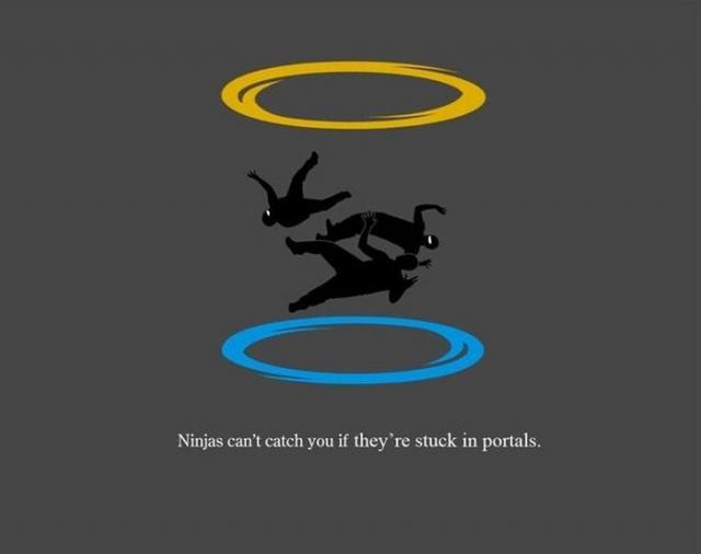 Ninja nu pot sa te prinda - Poza 12