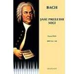 Sase preludii mici pentru pian