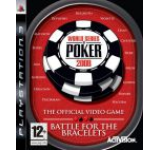 AcTiVision World Series of Poker 2008: Battle For The Bracelets (PS3)