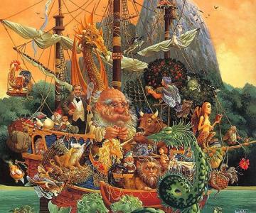 Imaginatia lui James Christensen