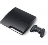 Consola Sony PlayStation 3 Slim 500GB (Neagra)