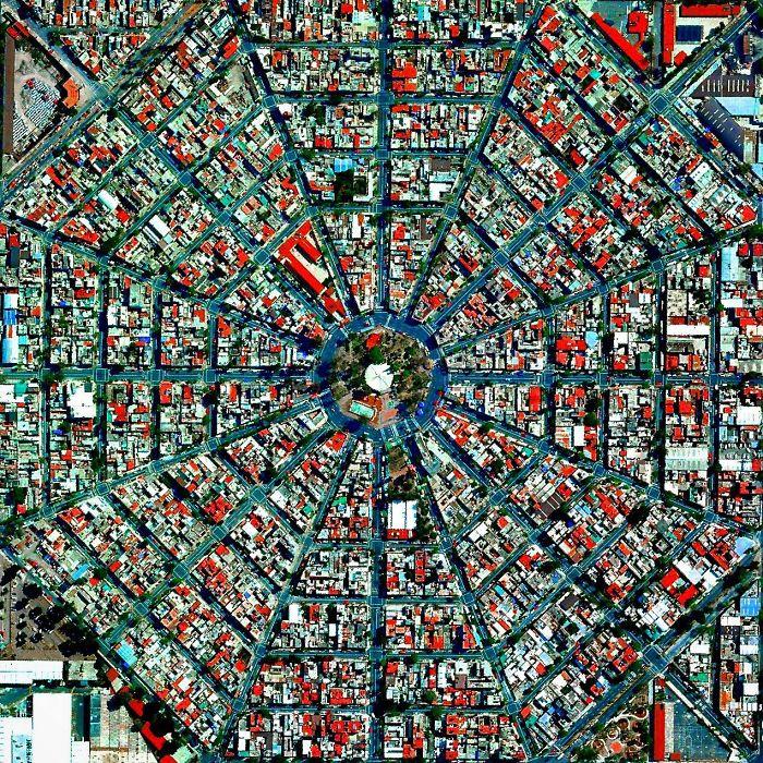 Lumea privita de sus, in imagini uluitoare - Poza 5