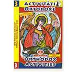 Activitati ortodoxe. Carte de colorat Vol. 3