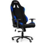 Scaun Gaming AKRacing K7012, reglabil (Albastru)