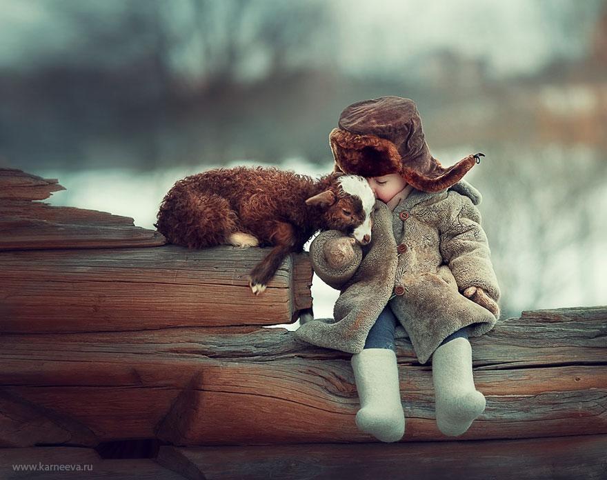 Melancolia iernilor din copilarie, in poze superbe - Poza 1