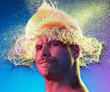 Cheliosii cu peruci de apa, de Tim Tadder