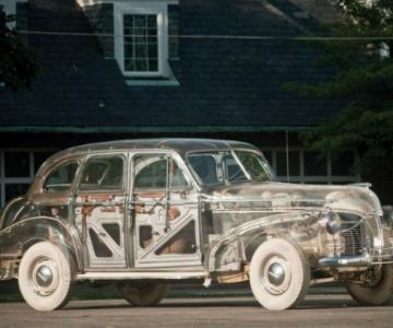 Masina fantoma: Bijuteria auto a trecutului