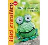 Figurine din carton ondulat - Idei creative 111