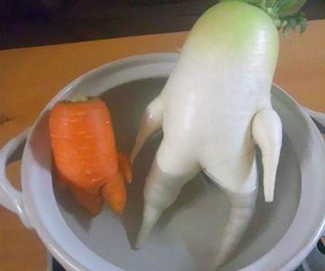 Legumele si fructele nu sunt ce par a fi!