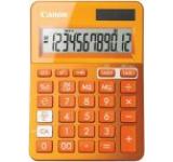 Calculator de birou Canon LS-123K, 12 digiti (Portocaliu)