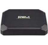 Mini PC Rikomagic MK36S, Quad-Core 1.4GHz ~ 1.8GHz, 2GB RAM, 32GB Flash, Full HD, Wi-Fi, LAN, Bluetooth, Windows 10
