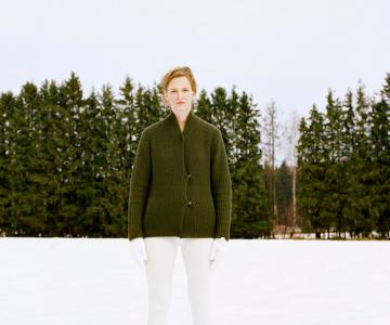 Wilma Hurskainen, pierduta in peisaj