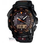 Ceas Casio PRO TREK PRG-550-1A4 Triple Sensor (PRG-550-1A4) - WatchShop