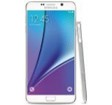 Telefon Mobil Samsung Galaxy Note 5, Procesor Octa-Core 1.5GHz / 2.1GHz, Super Amoled Capacitive touchscreen 5.7inch, 4GB RAM, 32GB Flash, 16MP, Wi-Fi, 4G, Android (Alb)