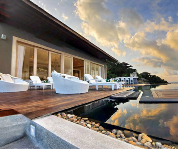O zi in paradis – Vila Michaela, Thailanda
