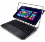 Laptop 2in1 Dell XPS Duo 12 L221x (Procesor Intel® Core™ i7-4510U (4M Cache, up to 3.10 GHz), Haswell, 12.5inchFHD, Touch, 8GB, 256GB SSD, Intel HD Graphics 4400, USB 3.0, Tastatura iluminata, Win8.1 64-bit)