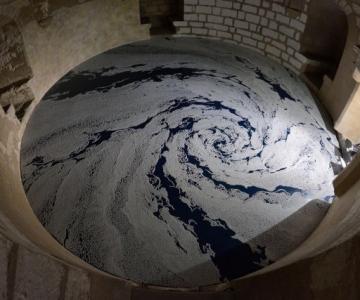 Arta cu praf de sare, de Motoi Yamamoto