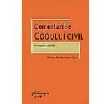 Comentariile codului civil. Persoana juridica