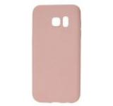 Husa protectie spate Procell PRSILSLKG930RZ pentru Samsung Galaxy S7 (Roz)