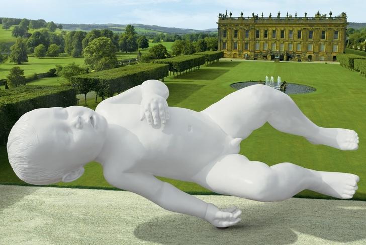 Sculpturi uimitoare care sfideaza legile fizicii - Poza 3
