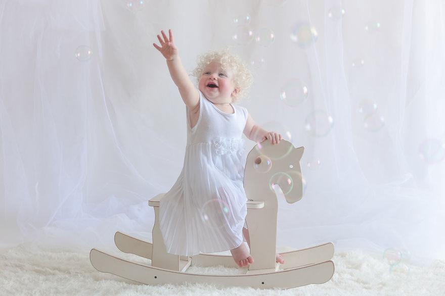 Frumusete de portelan: Splendoarea oamenilor albinosi - Poza 8