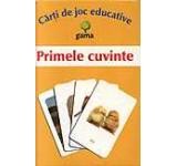 Carti de joc educative -Primele cuvinte