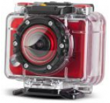 Camera Video de Actiune Energy Extreme, Full HD, 5 MP, Rezistenta la apa (Rosie)
