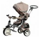 Tricicleta pentru copii 6 in 1 Coccolle Modi (Bej)