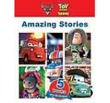 Disney 5 Pixar Toons Amazing Stories