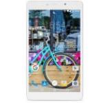 Tableta Vonino Epic M8, Procesor Quad-Core 1GHz, IPS HD Capacitive touchscreen 8inch, 1GB RAM, 8GB Flash, Wi-Fi, 5MP, 4G, Android (Alb/Argintiu)