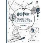 Harry Potter Magical Artefacts Colouring Book