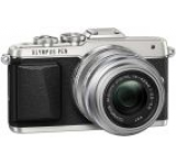 Aparat Foto Mirrorless Olympus E-PL7 (Argintiu) cu Obiectiv 14-42mm, Filmare Full HD, 16.1MP