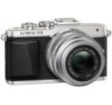 Aparat Foto Mirrorless Olympus E-PL7 (Argintiu) cu Obiectiv 14-42mm, Filmare Full HD, 16.1MP