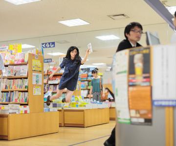 Natsumi Hayashi, japoneza zburatoare